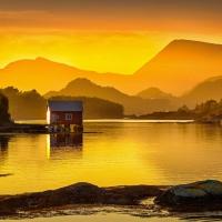Boathouse Surrounded